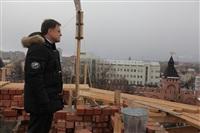Осмотр кремля. 2 декабря 2013, Фото: 17