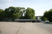 Авария на повороте на Косую Гору: микроавтобус и грузовик, Фото: 14