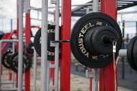 В Туле на набережной Упы открылась уникальная спортплощадка для занятий фитнесом и бодибилдингом, Фото: 6