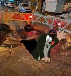 Тульские боги фотошопа поколдовали над «воротами в ад» на ул. Вересаева, Фото: 9