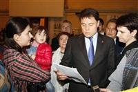 Владимир Груздев с визитом в Алексин. 29 октября 2013, Фото: 13