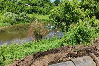 В Тульской области началась расчистка русел Оки и Упы, Фото: 35