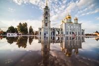 Матч Испания - Россия в Тульском кремле, Фото: 75
