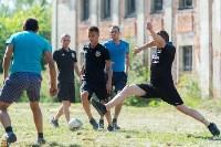 """Молодежка """"Арсенала"""" сыграла с командой заключенных, Фото: 1"""