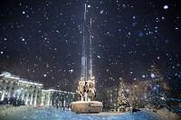 Вечерний снегопад в Туле, Фото: 3