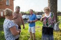 В Шахтинском поселке люди вынуждены жить в рушащихся домах, Фото: 15