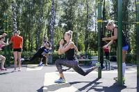 """Тренировка """"Тулицы"""" в парке, Фото: 48"""
