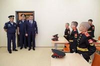 Суворовское училище торжественно отметило начало нового учебного года, Фото: 28