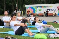 День йоги в парке 21 июня, Фото: 17