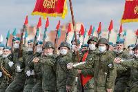 В Туле прошла первая репетиция парада Победы: фоторепортаж, Фото: 40