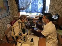 Врачи тульских клиник посетили Хитровщинский дом милосердия, Фото: 10