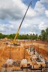 Строительство перинатального центра в Туле. 14.05.19, Фото: 26