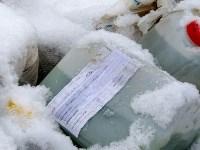 Незаконная свалка химикатов в Туле, Фото: 22