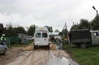 Сотрудники МЧС и Роспотребнадзора учились ликвидировать очаг сибирской язвы, Фото: 14