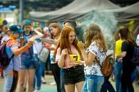 В Туле прошел фестиваль красок и летнего настроения, Фото: 28