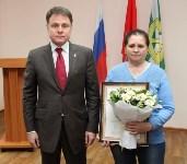 Губернатор поблагодарил участников ликвидации последствий ДТП с автобусом «Москва-Ереван», Фото: 7
