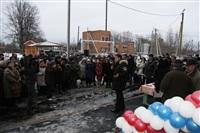 Владимир Груздев в Белевском районе. 17 декабря 2013, Фото: 12