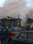В Туле загорелся дом, Фото: 6