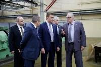 Алексей Дюмин  посетил АО «АК «Туламашзавод», Фото: 17