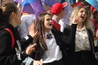 В Туле прошел ежегодный парад студентов, Фото: 45