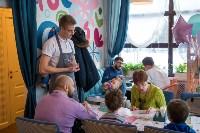 Итальянская кухня и шикарная игровая: в Туле открылось семейное кафе «Chipollini», Фото: 11