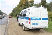 ДТП 12 сентября около 10 утра на 9-ом километре автодороги Тула-Новомосковск., Фото: 5