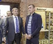 Алексей Дюмин посетил Тульский кремль, Фото: 20