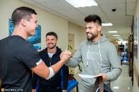 """Футболисты """"Арсенала"""" вышли из отпуска, Фото: 10"""