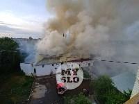 Пожар в Щекино, Фото: 9