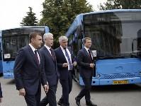 Правительство Москвы подарило Туле 20 автобусов., Фото: 6