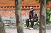 В Плеханово продолжается снос незаконных цыганских построек, Фото: 74