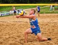 Финальный этап чемпионата Тульской области по пляжному волейболу, Фото: 14