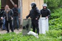 В Плеханово продолжается снос незаконных цыганских построек, Фото: 49