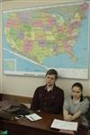Встреча Дениса Бычкова со студентами иняза ТГПУ, Фото: 2