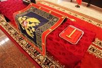 В Туле прошла церемония крепления к древку полотнища знамени регионального УМВД, Фото: 16
