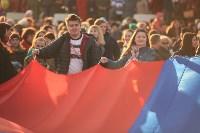 Празднование годовщины воссоединения Крыма с Россией в Туле, Фото: 31