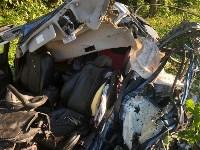 Жуткая авария в Заокском районе, Фото: 5