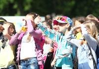 День защиты детей в ЦПКиО им. П.П. Белоусова: Фоторепортаж Myslo, Фото: 16