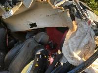 Жуткая авария в Заокском районе, Фото: 13