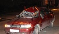 На ул. Вильямса в Туле пьяный водитель сбил пешехода, Фото: 10