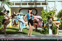 Мулан в клипе Дуа Липы – New Rules, Фото: 8