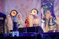 Битва Дедов Морозов и огненное шоу, Фото: 4