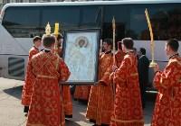 В Тулу доставлен ковчег с мощами Георгия Победоносца, Фото: 1