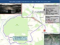 В Тульской области составили схемы объездных путей в случае подтопления мостов , Фото: 4