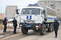 Бунт в цыганском поселении в Плеханово, Фото: 9