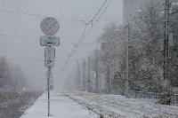 Первый снег в Туле, Фото: 10