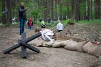 В Центральном парке воссоздали боевой подвиг советских солдат, Фото: 53