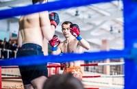 Чемпион мира по боксу Александр Поветкин посетил соревнования в Первомайском, Фото: 1