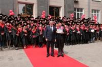 Вручение дипломов магистрам ТулГУ. 4.07.2014, Фото: 209