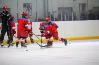 Мастер-класс от игроков сборной России по хоккею, Фото: 66